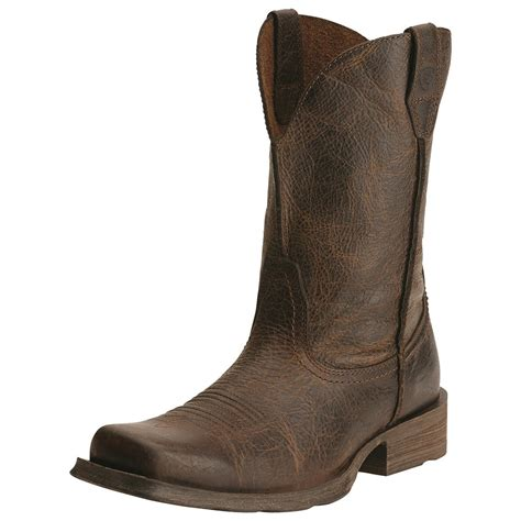 western s boots ariat s rambler western boots 678940 cowboy