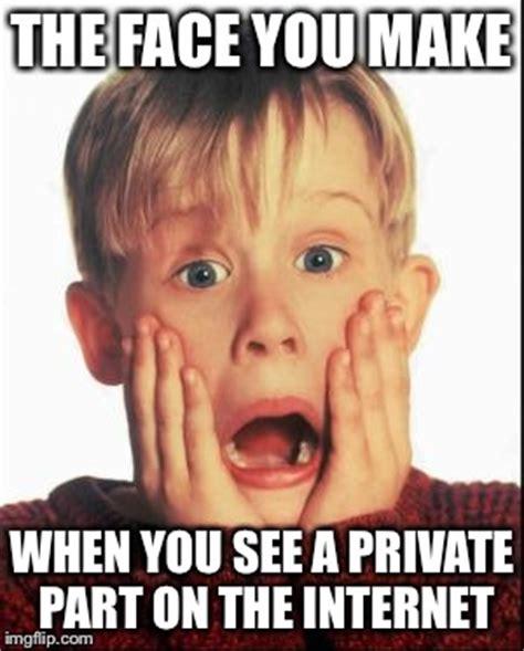 Make Internet Meme - home alone kid imgflip