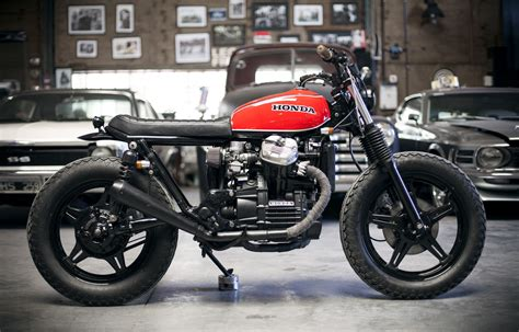 honda cx hcg 20 cx500 the bike shed