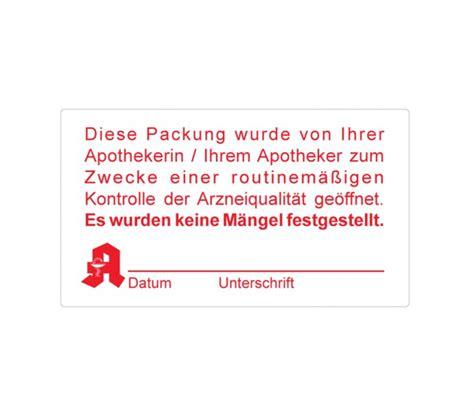 Aufkleber Etiketten Rollen by Etiketten Fertigarzneimittelpr 252 Fung Auf Rolle Etiketten