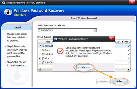 reset password for xp administrator how to reset a lost or forgotten compaq password in