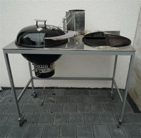 weber grill wagen zu verkaufen weber one touch premium 57 umbau inklusive