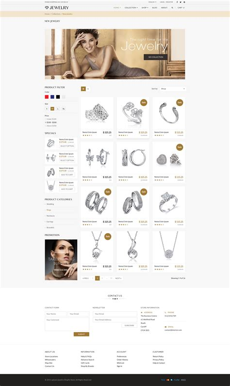 shopify themes jewelry jewelry responsive shopify theme by tvlgiao themeforest