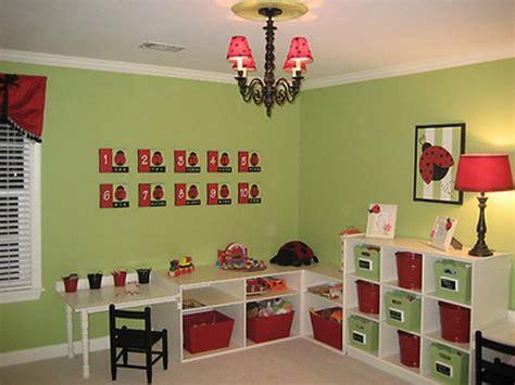 ladybug bedroom ideas decoration playroom decor ideas play room