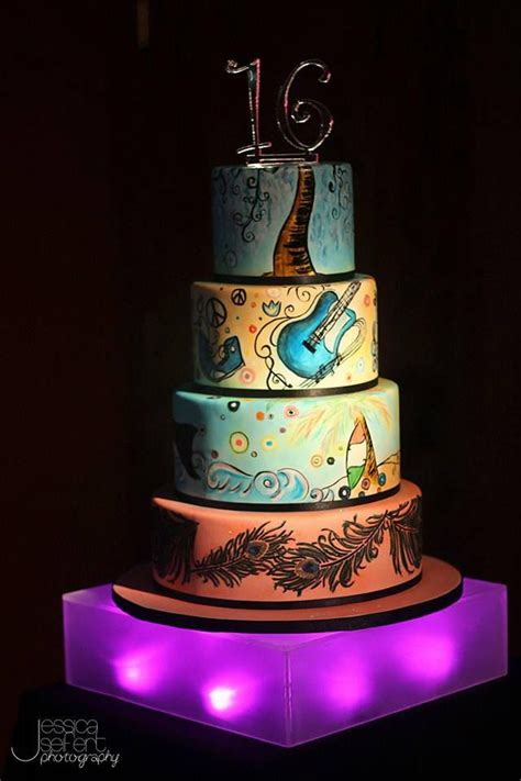 Doh Color Cake Decor Fd 040 11 best images about sweet 16 on