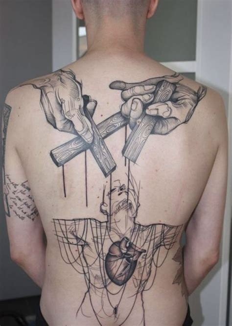 abstract cross tattoo 375 best images about tattoos on
