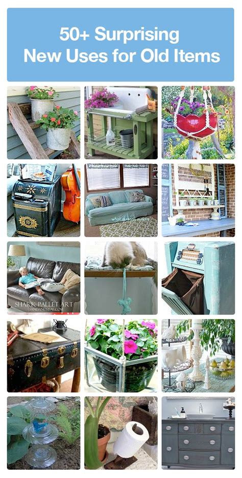 lying around the house 50 diy projects for repurposing and reusing old items you have lying around the