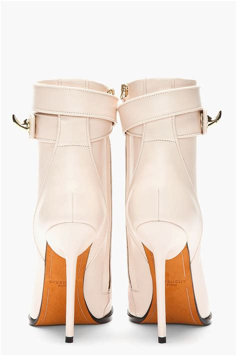 Cbells Louboutin Boot Frenzy by Givenchy Fashion Frenzy Givenchy Pink