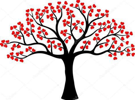 clipart cuori albero di cuori vettoriali stock 169 tigatelu 64115057