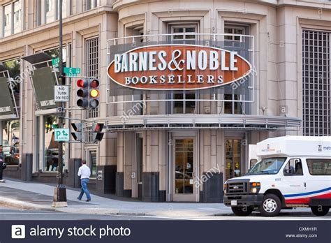 Barnes And Noble Dc barnes and noble bookstore entrance and sign washington dc stock photo royalty free image