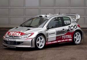 Peugeot Wrc Peugeot 206 Wrc Photos Reviews News Specs Buy Car