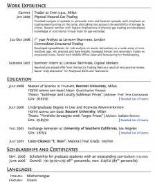 how to layout a cv best way to layout a cv howtomakeacv