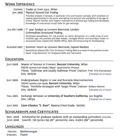 layout of a good curriculum vitae how to layout a cv best way to layout a cv howtomakeacv