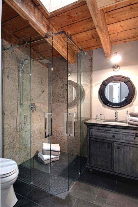 home decor modern luxury canadian home reveals splendid rustic modern aesthetic