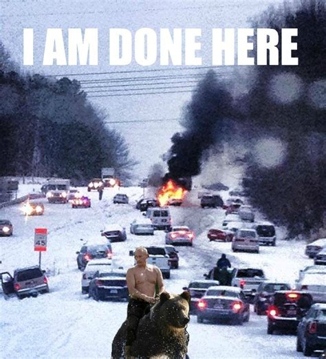 Driving In Snow Meme - nc snow meme attack on glenwood ave tvs snow meme and