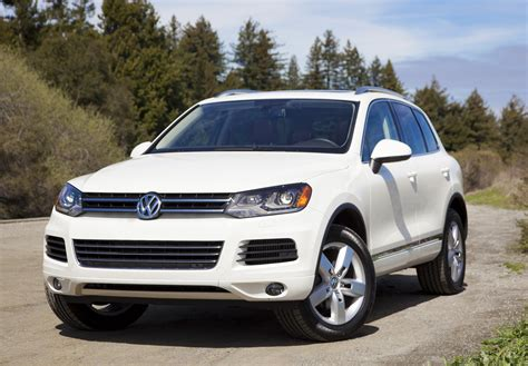 2013 Volkswagen Touareg Vw Review Ratings Specs
