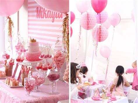 pink theme decorations pinkalicious 6th birthday princess kara s