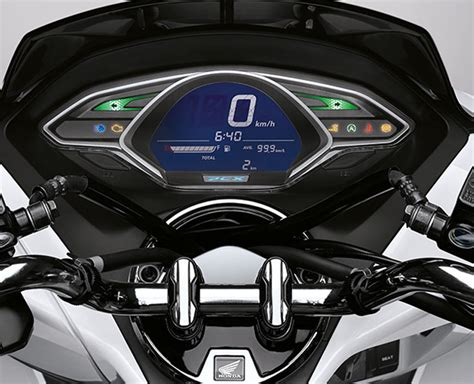 Pcx 2018 Ohlins by Fitur Honda Pcx 2018 Speedometer Digital Bmspeed7
