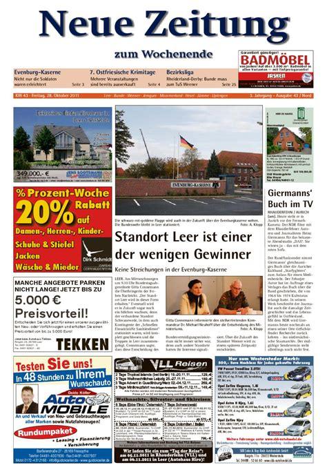 Friesische Möbel by Neue Zeitung Ausgabe Nord Kw 43 By Gerhard Verlag Gmbh
