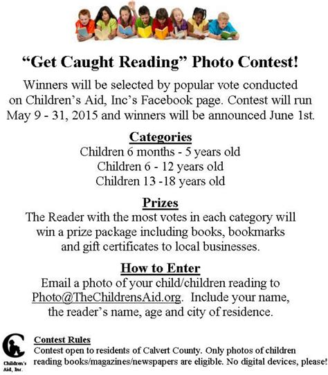 Get Reading by Get Reading Photo Contest Southern Maryland