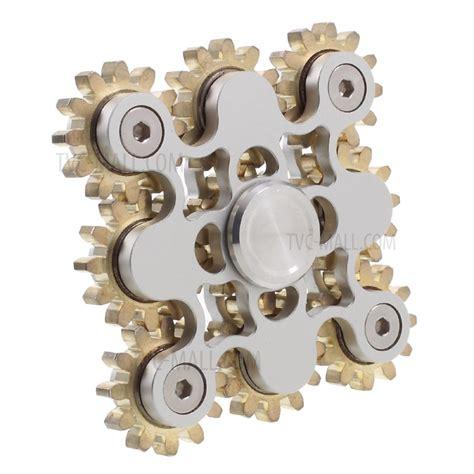 5 Gear Fidget Spinner Edc Fidget Spinner nine 9 gears metal fidget spinner edc fidget stress reducer