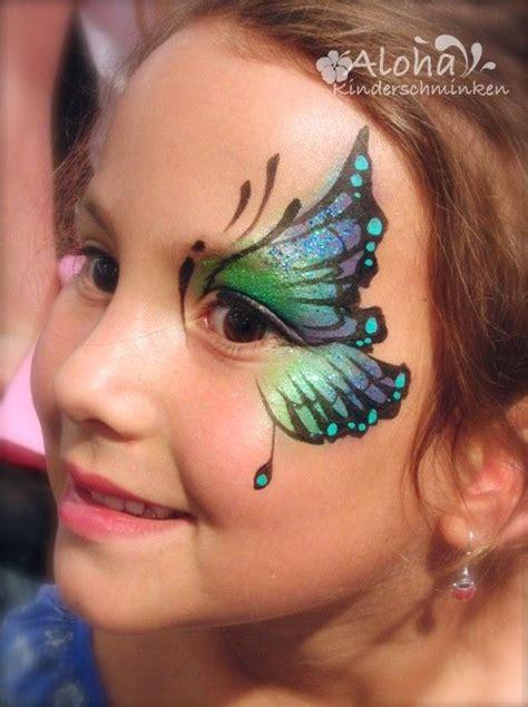 die besten  kinder schminken ideen auf pinterest