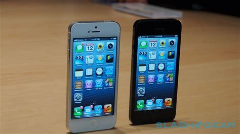iphone 5 on slashgear