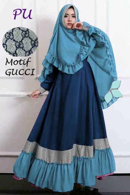 Mo Gamis Monalisa Revika 145 000 Bahan Monalisa Ld110 Pj140 Lb4mtr B baju muslim modern jaeya syari a186 model gamis terbaru