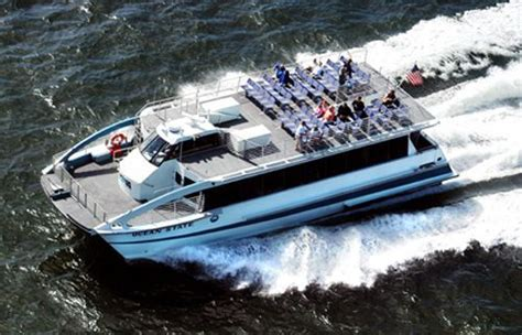 boat brokers new york state 2003 custom fast ferry cruthers commercial power boat for