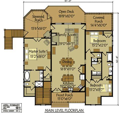 mountain house floor plans appalachia mountain floor plan