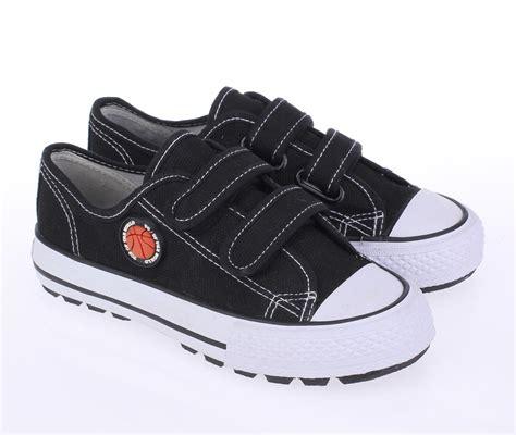 Diskon Sepatu Slip On Sneakers Kets Kasual Wanita Hitam Catenzo Rb 00 sepatu slip on sneaker kets kasual anak laki laki