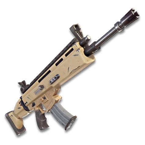 Image   Icon Weapons SK SCAR L.png   Fortnite Wiki