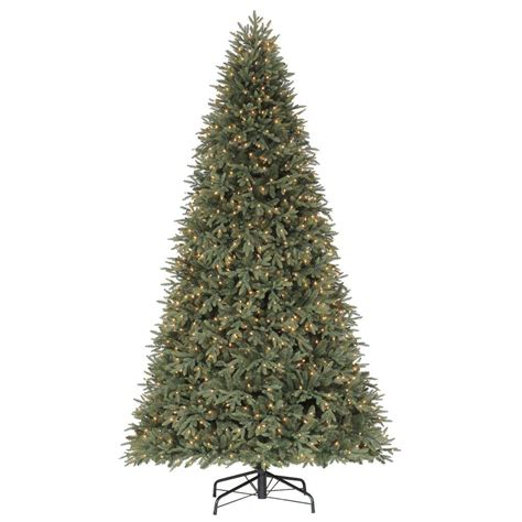 10 ft sutter fir quick set artificial christmas tree with