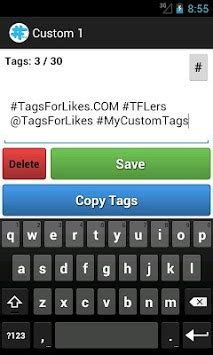 tagsforlikes pro apk tagsforlikes pro apk v1 2 4 for android