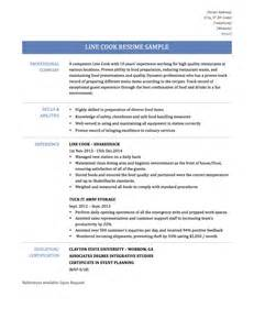 100 fast food cook resume resume banking customer
