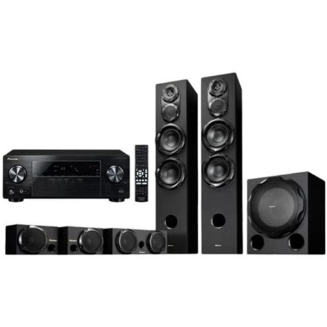 Home Theater Pioneer Indonesia भ रत म प यन यर हटप आरएस३३ 5 १ ड व ड ह म थ एटर स स टम क