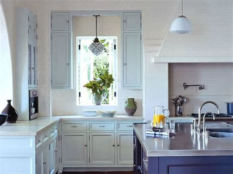 light blue kitchen ideas 30 kitchen designs with popular trends decoholic