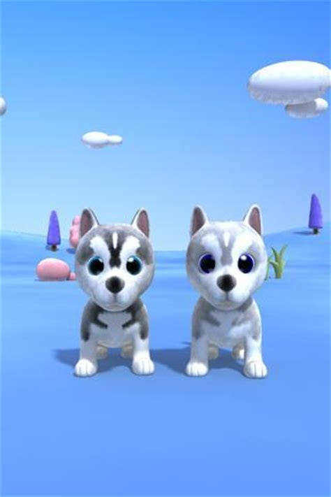 talking husky puppy talking husky android apps on play