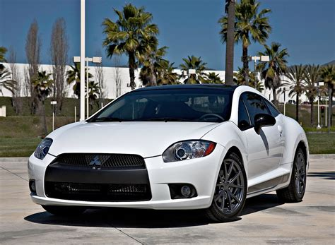 mitsubishi sports car white mitsubishi eclipse specs 2009 2010 2011 2012