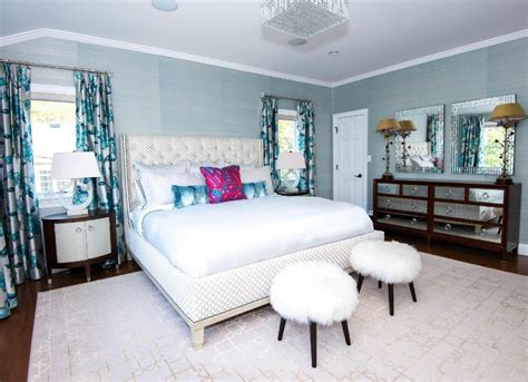 rooms decoration ideas glamorous bedrooms for some weekend eye candy