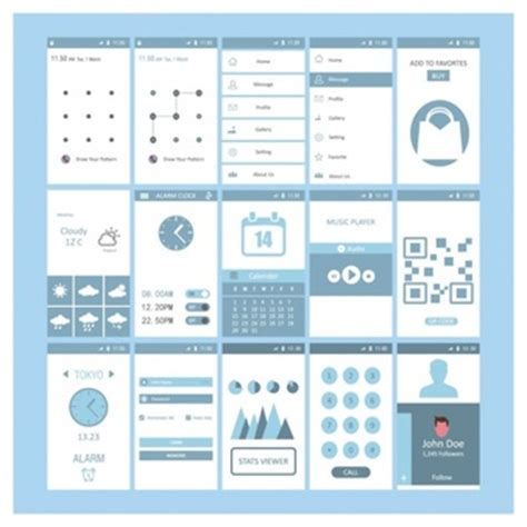 free mobile software dashboard template ui kit psd file free