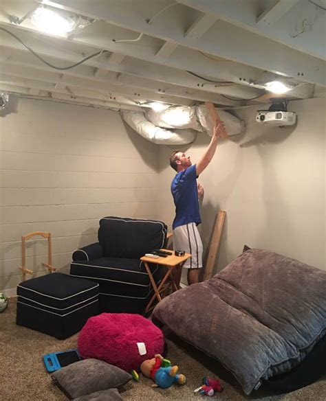 Renovation Giveaway - basement renovation movie room with apt2b giveaway happily hughes