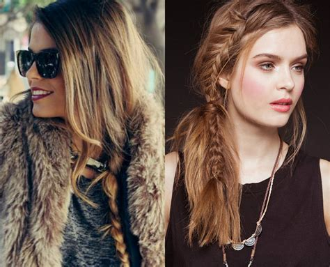 boho hairstyles timeless chic boho braids hairstyles pretty hairstyles