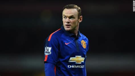 wayne rooney shows off the results of second hair man utd beat arsenal to go fourth cnn