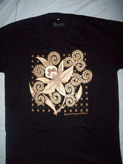T Shirt Batik 2 Pict batik t shirt batik tshirt indonesia