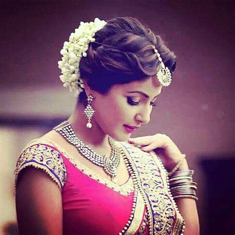 akshara hair stule akshara look stunning beautiful brides lehnga