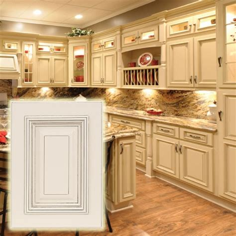 heritage white cabinets with glaze these light