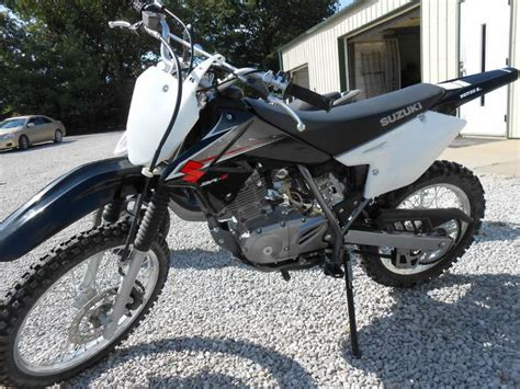 Suzuki 125 Trail Bike Buy 2009 Suzuki Dr Z 125 125 Dirt Bike On 2040 Motos