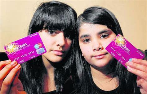 Birmingham Gift Cards - shopping girls left glum by gift card scheme birmingham mail