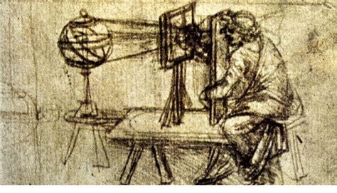 leonardo da vinci obscura the obscura sketched by leonardo da vinci in codex